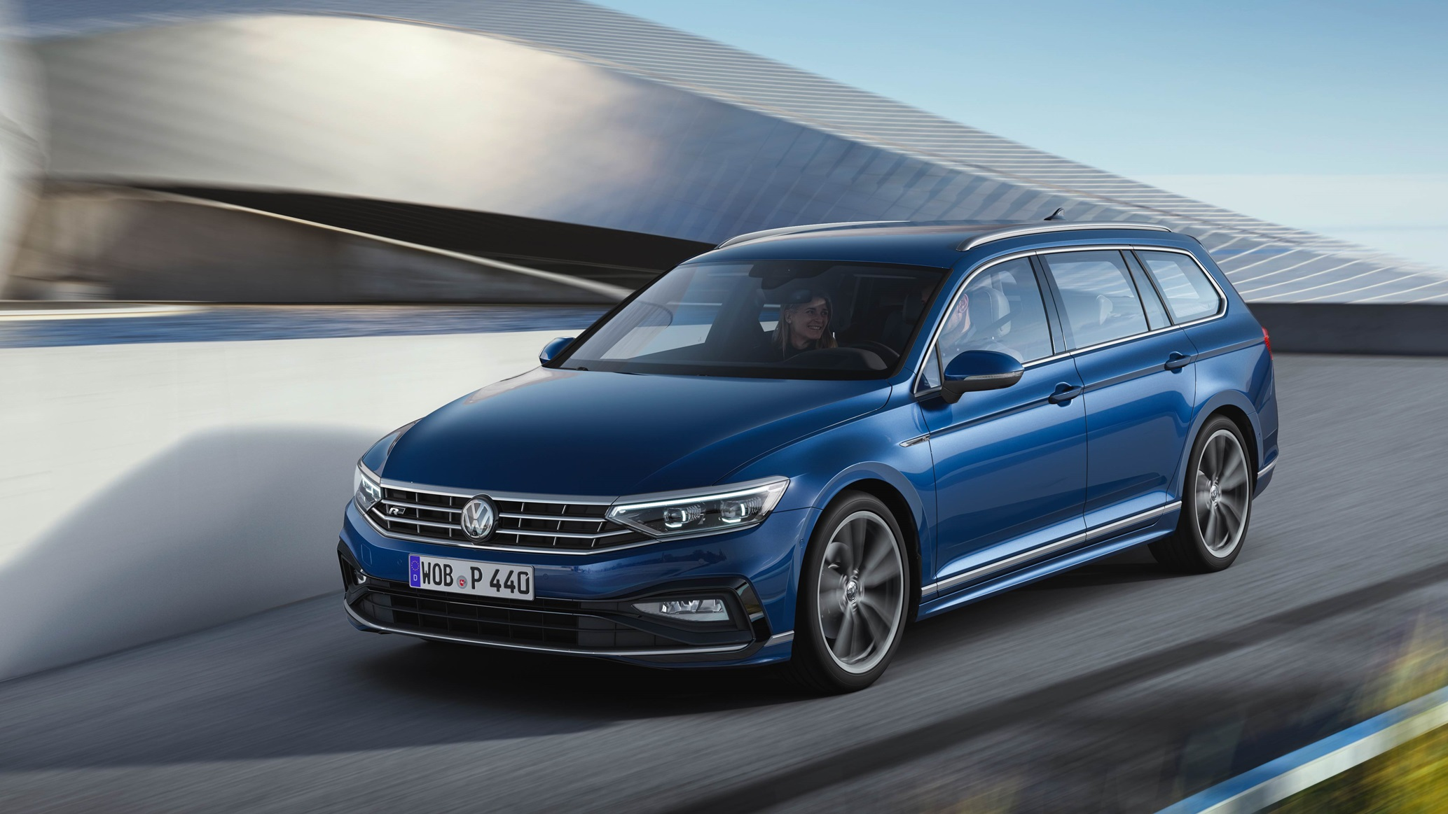 Nieuwe Volkswagen Passat Variant