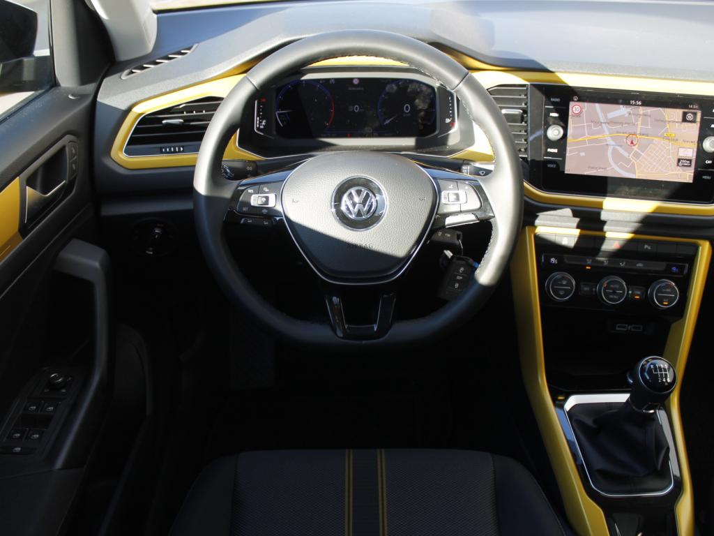 T-Roc TB85 Edition interieur