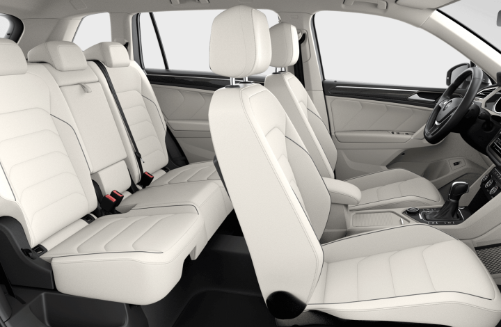 Volkswagen tiguan allspace tb volkswagen for Interieur tiguan